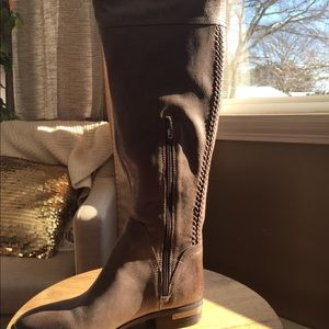 VINCE CAMUTO TALL BOOTS *never worn*